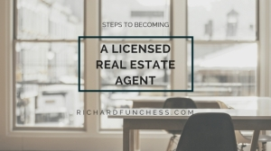 Richard Funchess - Licensed Real Estate Agent